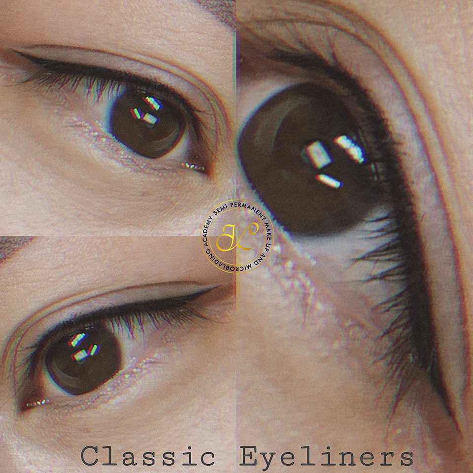 Phun Mí siêu mịn --Classic Eyeliners-pmu eyeliner-TriVinhLy-TVL PMU Acadey-Trí Vinh Lý-Trainer PMU-Semi Permanent makeup-trivinhly trainer-pmu trainer-semi permanent makeup